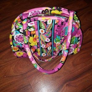 Vera BRADLEY floral nice bag